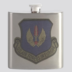 USAFE, united states air forces in europe Flask