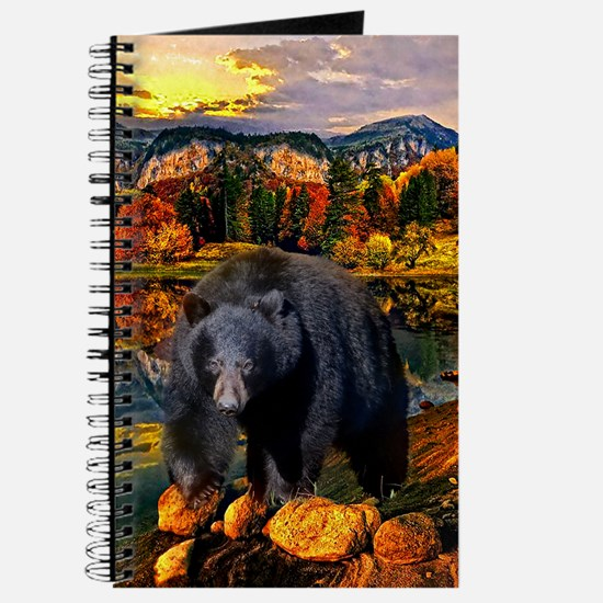 Bear Lookout Journal