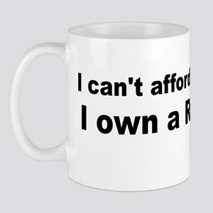 Cant Afford Another Car Mug