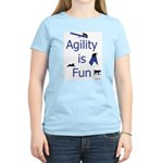 Agility is Fun JAMD Women's Light T-Shirt