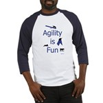 Agility is Fun JAMD Baseball Jersey
