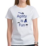 Agility is Fun JAMD Women's T-Shirt