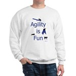 Agility is Fun JAMD Sweatshirt
