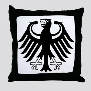 BUNDESADLER Throw Pillow