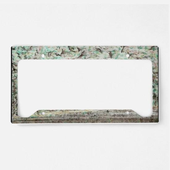 60x50_70waywardwayside License Plate Holder