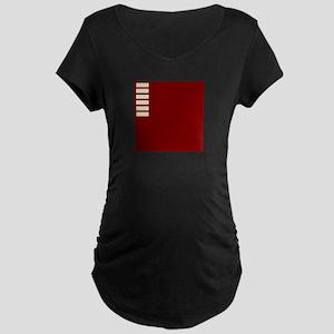 Forster flag Maternity T-Shirt