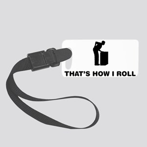 Back-Pain-12-A Small Luggage Tag