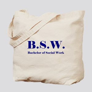 BSW (Design 2) Tote Bag