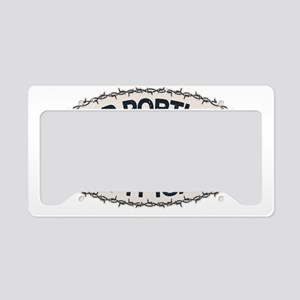 rock-portland-CAP License Plate Holder