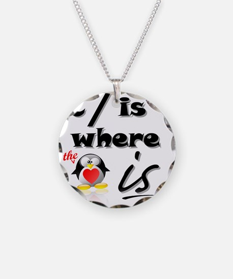 Home is Where the Heart Is! Necklace