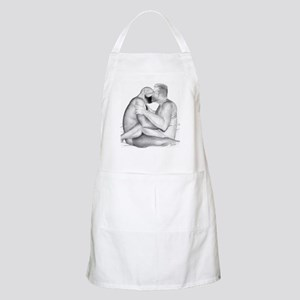 Bear Love 3 BBQ Apron
