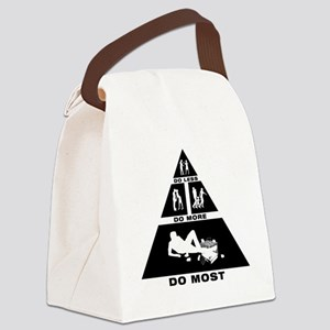 Hamster-Petting-11-A Canvas Lunch Bag