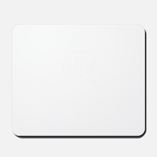 Murdered-11-B Mousepad