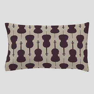 Cello Pattern Pillow Case