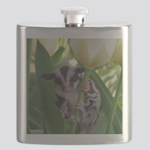 May Flowers Flask