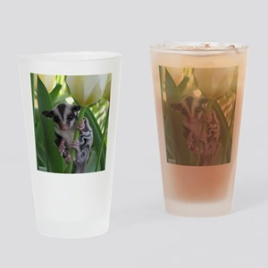 May Flowers Drinking Glass