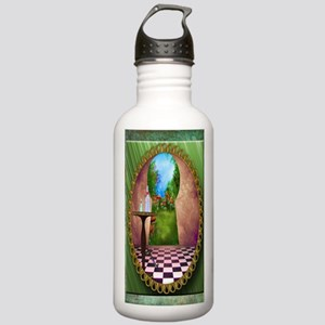 Through The Key Hole Stainless Water Bottle 1.0L