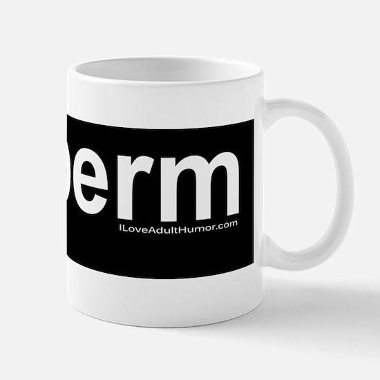 Sperm Mug