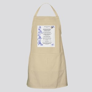 Blessing of the Hands Apron