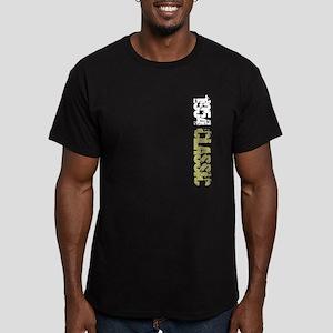 Sideways 1954 Men's Fitted T-Shirt (dark)