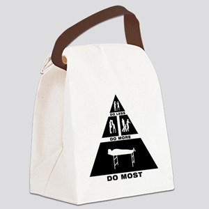 Dead-11-A Canvas Lunch Bag
