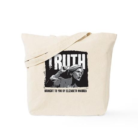 Truth by Elizabeth Warren Tote Bag