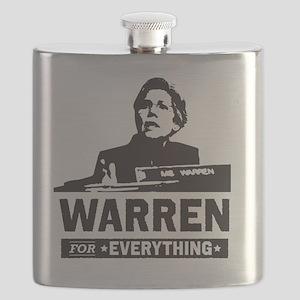 Elizabeth Warren for Everything Flask