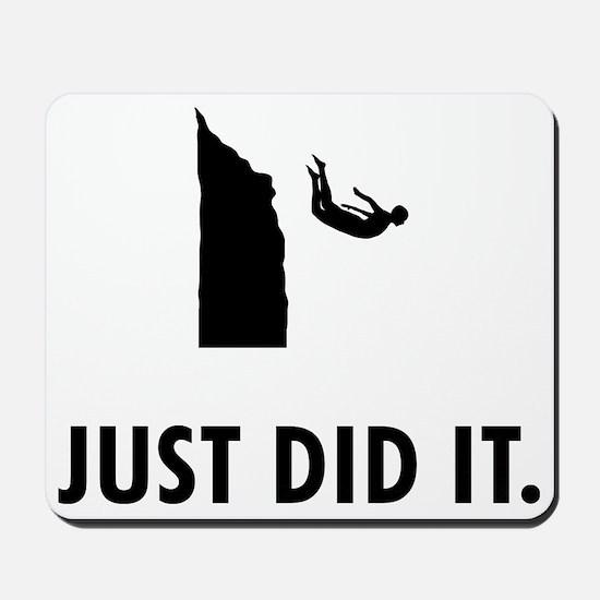 Cliff-Diving-04-A Mousepad