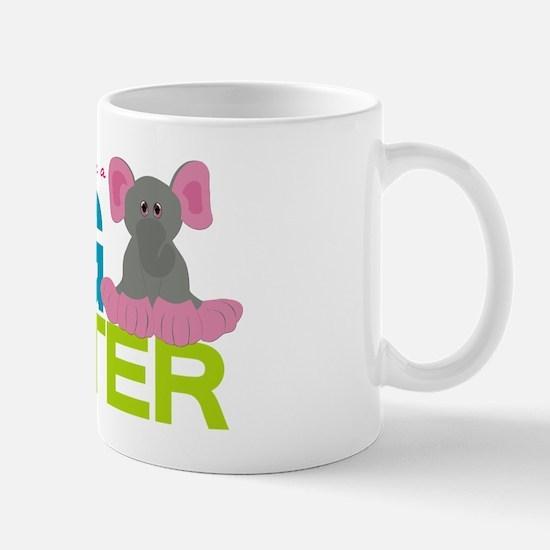 I am going to be a Big Sister Mug