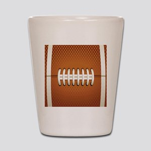 Football Shot Glass