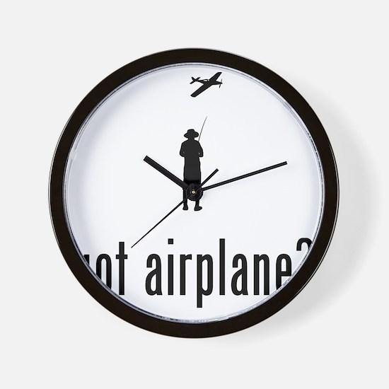 Remote-Control-Aeroplane-02-A Wall Clock