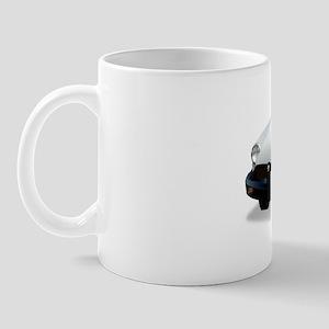 British White Sweetheart Mug