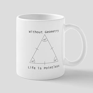 Geometry Like Black Mugs