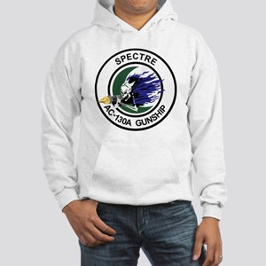 AC-130A Spectre Gunship Hooded Sweatshirt