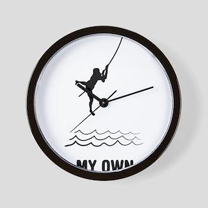 Rope-Swinging-03-A Wall Clock