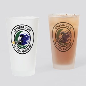 AC-130J Ghostrider Gunship Drinking Glass