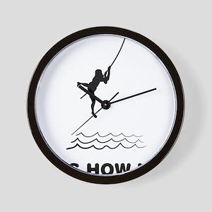 Rope-Swinging-12-A Wall Clock