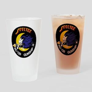 AC-130 Spectre Gunship Drinking Glass