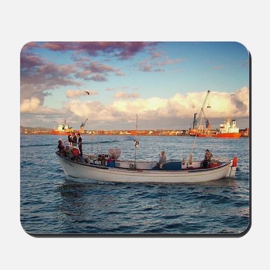 Fishermen Mousepad