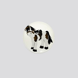 Paint Pony Mini Button