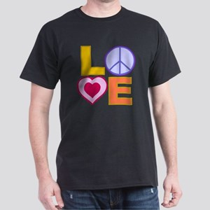 Love Art Dark T-Shirt