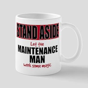 Maintenance Man Mugs