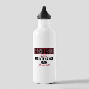 Maintenance Man Stainless Water Bottle 1.0L