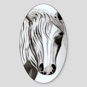 Human Whisperer Sticker (Oval)