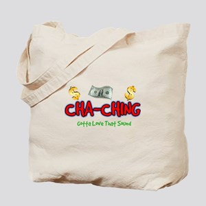 Cha-Ching Tote Bag