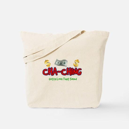 Cha-Ching Tote Bag