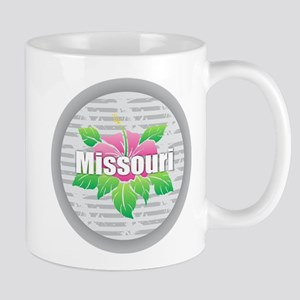 Missouri Hibiscus Mugs