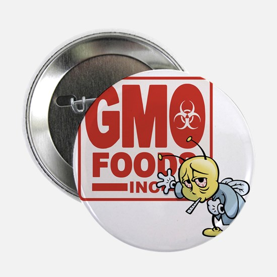 "gmo-bee-T 2.25"" Button"