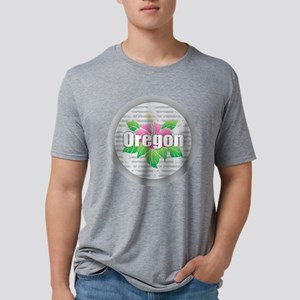 Oregon Hibiscus T-Shirt