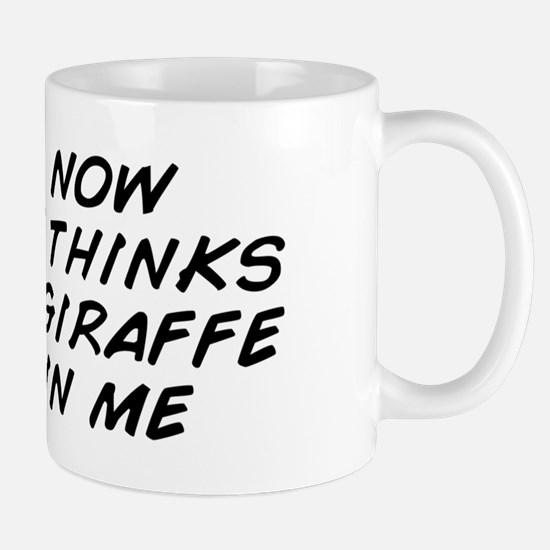 Great, now everyone thinks I've ha Mug
